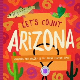 Let's Count Arizona - cover