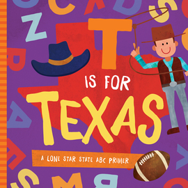 T is for Texas - cover