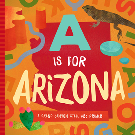 A is for Arizona - cover