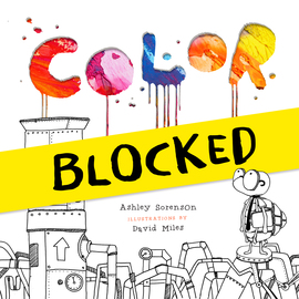 Color Blocked - cover