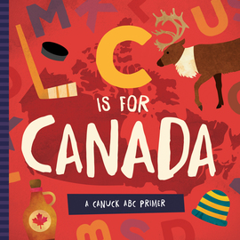 C is for Canada - cover