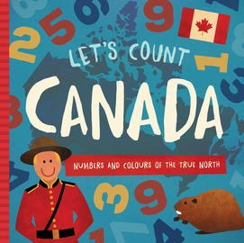Let's Count Canada - cover