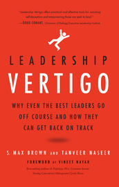 Leadership Vertigo - cover