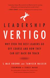 Leadership Vertigo - cover