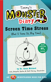 Timmy's Monster Diary - cover