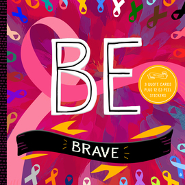 BE Brave - cover