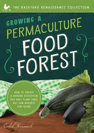 Growing a Permaculture Food Forest - cover