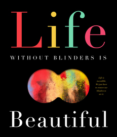 Life Without Blinders . . . Is Beautiful - cover