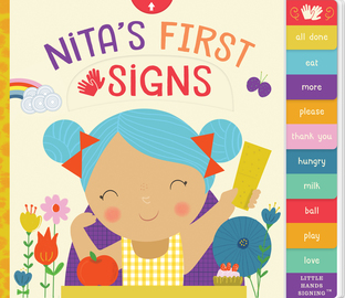 Nita's First Signs - cover