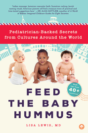 Feed the Baby Hummus - cover