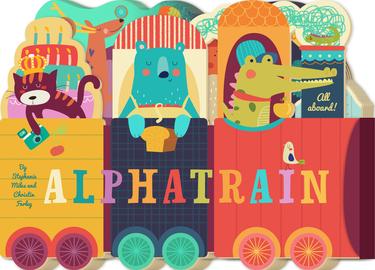 Alphatrain - cover