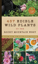 437 Edible Wild Plants of the Rocky Mountain West - cover