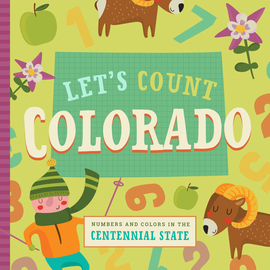 Let's Count Colorado - cover
