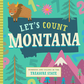 Let's Count Montana - cover