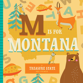 M Is for Montana - cover