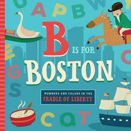 B Is for Boston - cover