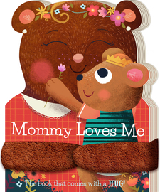 Mommy Loves Me - cover