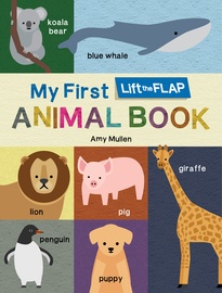 My First Lift-the-Flap Animal Book - cover