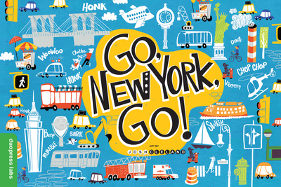 Go, New York, Go! - cover