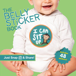 The Belly Sticker Book - cover
