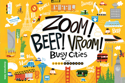 Zoom! Beep! Vroom! Busy Cities - cover