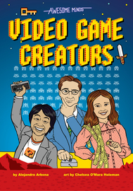 Awesome Minds: Video Game Creators - cover