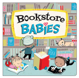 Bookstore Babies - cover