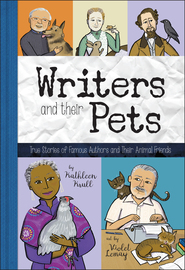 Writers and Their Pets - cover