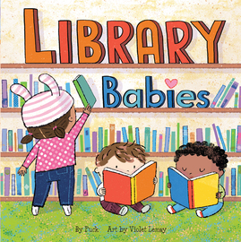 Library Babies - cover