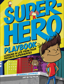 Superhero Playbook - cover