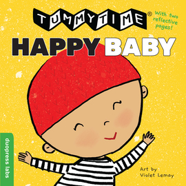 TummyTime: Happy Baby - cover