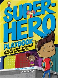 Superhero Playbook - cover