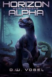 Horizon Alpha: Homecoming - cover