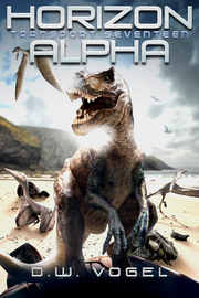 Horizon Alpha: Transport Seventeen - cover