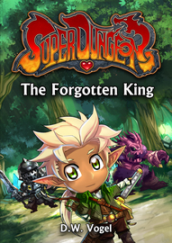 The Forgotten King - cover