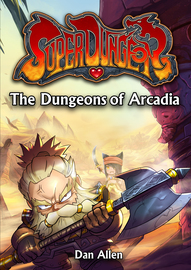 The Dungeons of Arcadia - cover