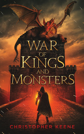 War of Kings and Monsters - cover