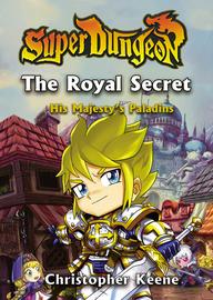 The Royal Secret - cover