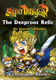 The Deeproot Relic - cover