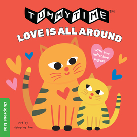 TummyTime®: Love Is All Around - cover