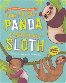 Playful as a Panda, Peaceful as a Sloth - cover