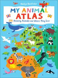 My Animal Atlas - cover