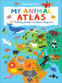 My Animal Atlas - cover