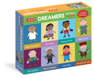 Big Dreamers 48-Piece Puzzle - cover