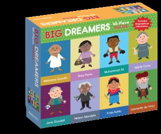 Big Dreamers 48-Piece Puzzle - cover
