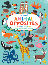 My Book of Animal Opposites - cover