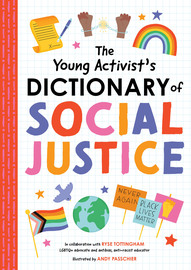The Young Activist's Dictionary of Social Justice - cover