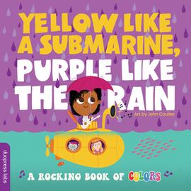 Yellow like a Submarine, Purple like the Rain - cover