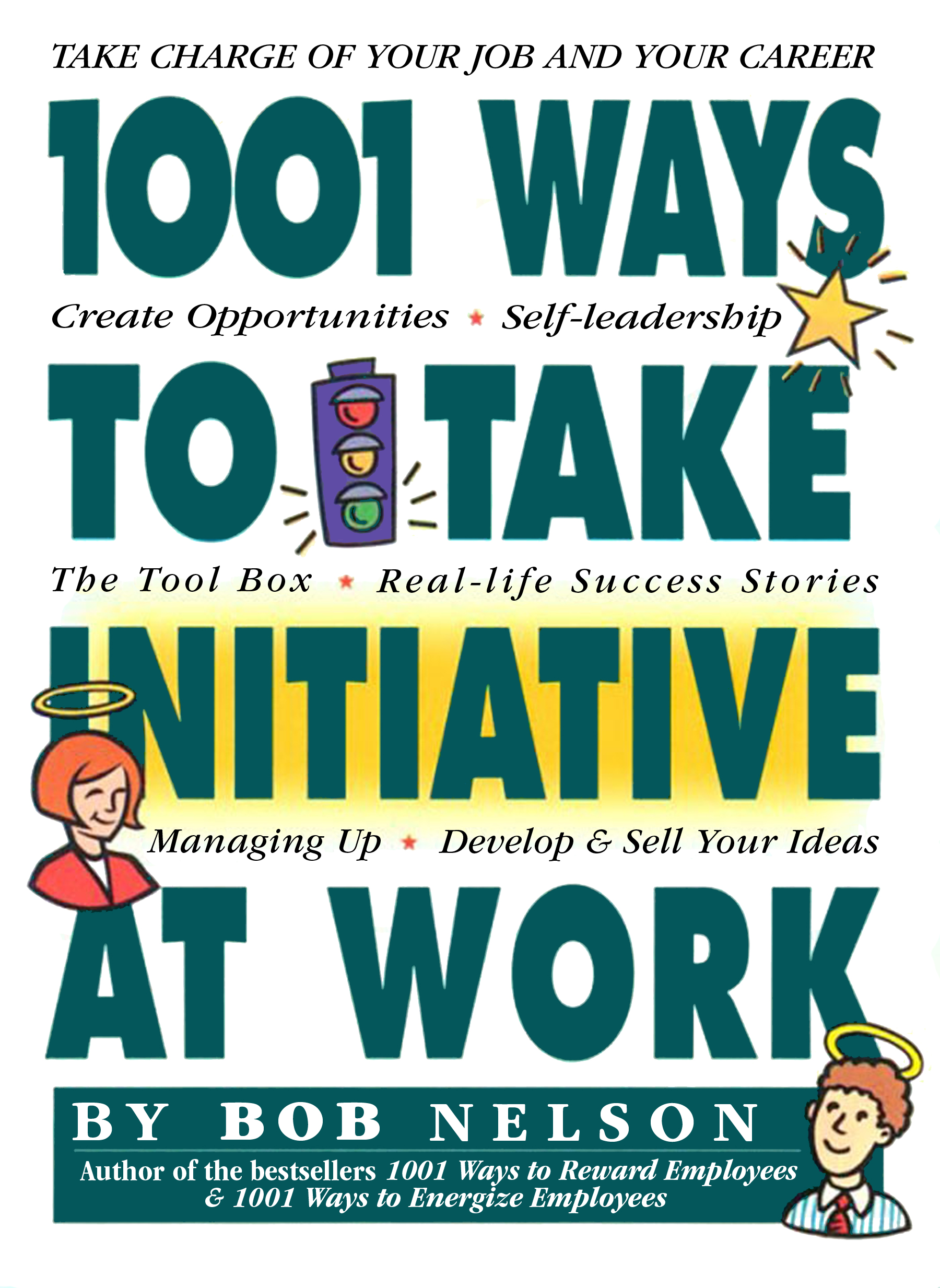 i take initiative at work