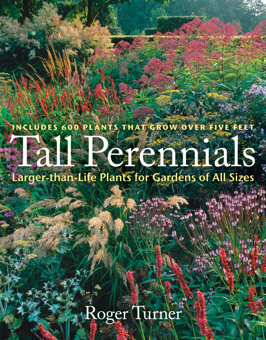 Tall Perennials Workman Publishing